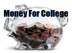 Money For College Students